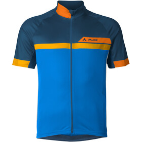 VAUDE Pro II Maillot manches courtes Homme, radiate blue